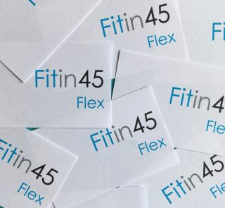 Lots of Fit in 45 Flex cards